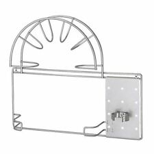 Vacuum hose holder VARIERA Silver-colour,easier to store your vacuum cleaner