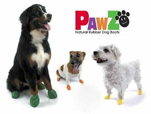 Pawz - Dog Reusable Shoes - Made In USA - Waterproof - XXS XXS XS S M L XL XXL