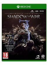 Middle-earth: Shadow of War (XBOX ONE) BRAND NEW SEALED