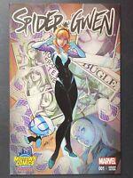 Marvel Comics Spider-Gwen #1 Midtown Color Variant Cover