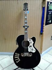 Epiphone Elvis Presley EJ-200CE Acoustic/Electric Guitar Limited Edition