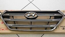 New 2016-2018 Tucson Front Bumper Grille Upper OEM Hyundai Radiator Grill