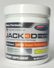 USP LABS Jack3d Micro Preworkout 40 serving, Superpump, Xplode, Hemorage, Vortex