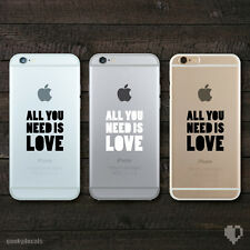 The Beatles All You Need Is Love iPhone Decal / iPhone Sticker / Skin / Cover