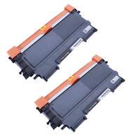 2pk For Brother TN-450 Black Toner Cartridge HL-2270DW/2280DW MFC-7360N/7460DN