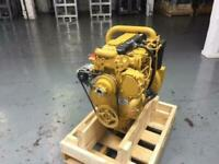 CAT C 4.4 Diesel Engine, 100 HP, All Complete and Run Tested