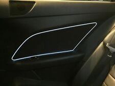 1 M Kein LED EL Ambientebeleuchtung Innenraumbeleuchtung Lichtleiste Weiß NEU!!!