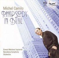 Rhapsody in Blue - Michel Camilo New & Sealed Compact Disc