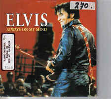 Elvi - Always on my mind cd single