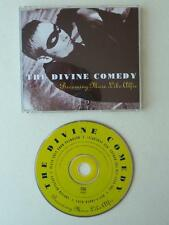 The Divine Comedy Becoming More Like Alfie  4 Track CD Single 1996 SETCD27