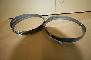 """96"""" x 1/2"""" x .025 x 14 tpi M42 Bimetal Narrow Bandsaw Blades"""