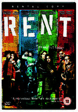 RENT / Jesse Martin, Rosario Dawson - - NEW / SEALED DVD