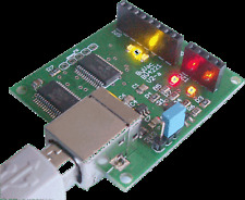 USB to I2C & SPI Converter and Analyser BV4221