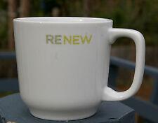 Made for Starbucks Coffee Company by Toki Japan 2009 Renew Mug Cup Green