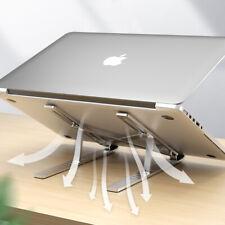 Foldable Aluminum Alloy PC Computer Holder For iPad MacBook Pro Notebook Laptop