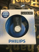 ***New Philips SA4DOT02BN/37 GoGEAR SoundDot MP3 Player FAST FREE SHIPPING!***