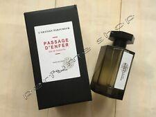 L'artisan Parfumeur Passage D`Enfer EDT 100 ML New With Box Unisex Spray