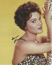 POP SINGER CONNIE FRANCIS HAND SIGNED 8x10 PHOTO B w/COA WHO'S SORRY NOW ALBUM
