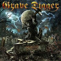 GRAVE DIGGER - EXHUMATION-THE EARLY YEARS  CD NEU