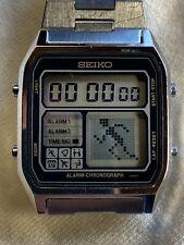 Vintage Seiko Running man D138-4009