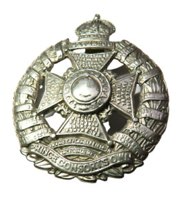 Prince Consorts Own Regimental Cap Badge