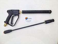 Wolf 200 bar 3000psi pression essence nettoyeur à pression poignée-pistolet lance variable