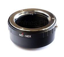Quality Minolta MD / SR Lens to Sony NEX E Mount Adapter