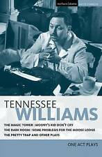 Tennessee Williams: One Act Plays by Tennessee Williams (Paperback, 2012)