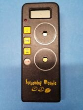 Screaming Meanie 220 Alarm Clock and Timer Extremely Loud for Deep Sleepers