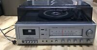 Clarinette 91/Realistic 13-1200 AM/FM Stereo Cassette Turntable FOR PARTS/REPAIR