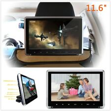 "11.6"" 1080P HD TFT Car Headrest Monitor DVD Player With HDMI/FM/IR/USB/SD/Game"