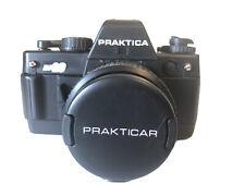 Praktica BX20 35mm SLR Camera carl zeiss ddr 50mm f1.4 mc B3