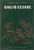 Giulio Cesare (I Grandi Della Storia N. 2),Aa.Vv.  ,Mondadori Vario,1970