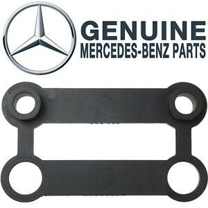 NEW For Mercedes W203 W209 W211 W220 Exhaust Bracket Plate Rubber Pad Genuine