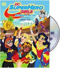 Dc Super Hero Girls: Intergalactic Games (2017, REGION 1 DVD New)