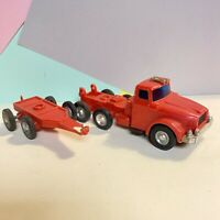 Matchbox King Size Clone Lucky Toys K-10 Scammell  Pipe Truck Red, Rare Model