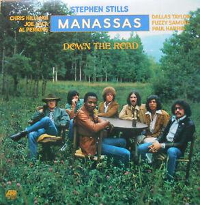 STEPHEN STILLS DOWN THE ROAD LP US 1973  EX