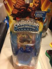 New Skylanders Clear Blue Bash - Collector Item