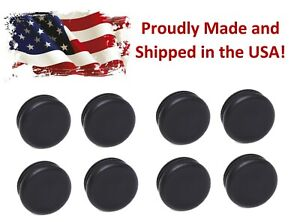 Jeep Wrangler TJ New Frame Hole Cover Plugs keep out mud for all 1997-2006 Model