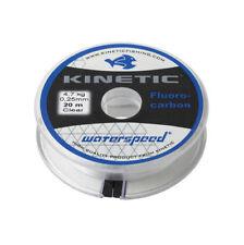 ( 0,16€/ m) Cinétique FLUOROCARBONE FIL BAS DE LIGNE transparentes 20m - 0,25mm