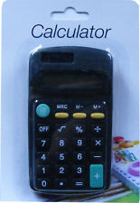 SMALL POCKET HANDHELD BATTERY POWERED BASIC FUNCTION CALCULATOR - HOME / OFFICE