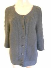 Sportscraft Chunky, Cable Knit Solid Jumpers & Cardigans for Women