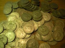 30 x George 6th shillings mixed dates Bulk lot