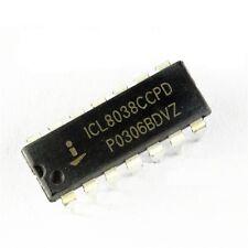 50 PCS ICL8038 ICL8038CCPD INTERSIL IC OSCILL GEN/VOLT CONTROL 14DIP NEW