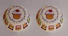 "Muffins-Papierbackförmchen ""MUFFINS"" mini - 75 Stück, Cupcake"