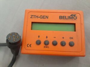 Belimo ZTH-GEN Commissioning Tool