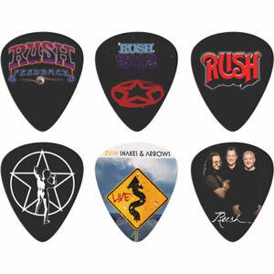 Rush Guitar Pick