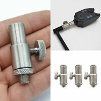 Fishing Alarms Stainless Steel Quick Release Connector For Carp Rod Pod 3pcs