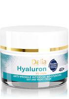 New generation HYALURON FUSION Anti-wrinkle Moisturising Day & Night Face Cream