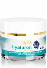 New generation HYALURON FUSION Anti-wrinkle Moisturising Day & Night Face Cream